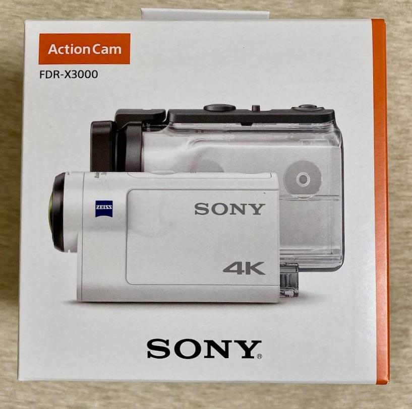 HDR-X3000